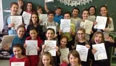 Projet pour la Fondation québécoise du cancer à l'école du Grand-Chêne