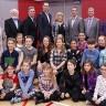 Inauguration officielle de l'école Madeleine-Brousseau!