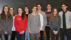 Dix finalistes de l'EEI au Concours annuel de poésie du Mouvement Parlons mieux!