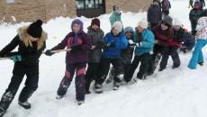 Carnaval d'hiver à l'école Le Tournesol