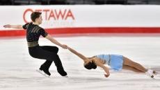 Bravo à Chloé Panetta, Élodie Adsuar et Samuel Turcotte pour leurs performances lors des Championnats canadiens!