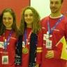Belle récolte de médailles pour le taekwondo à l'école secondaire De Mortagne