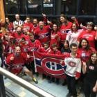 Les séries de hockey à l'école secondaire du Grand-Coteau : de la poésie à la photo!