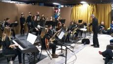 Superbes prestations des élèves de musique de l'école le Carrefour