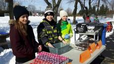 Un projet commun pour les élèves de 6e année et 1re secondaire de Saint-Amable