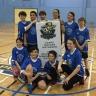 Le mini-basketball de l'école J.-P.-Labarre remporte la finale du tournoi printanier des Pionniers