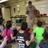 Une visite surprenante à l'école De Bourgogne