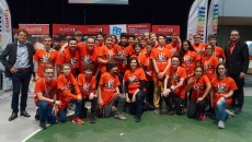 L'école secondaire de Chambly se démarque à la finale nationale de robotique