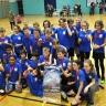 Belle victoire de l'école De La Broquerie au Tournoi provincial de tchoukball
