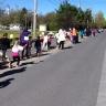 Les élèves de l'école Jacques-De Chambly participent à la Marche Monde d'Oxfam-Québec