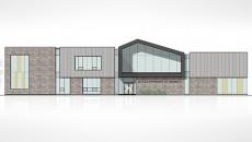 Début des travaux pour la construction de la nouvelle école primaire à Saint-Amable le 10 juillet
