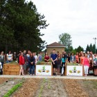 Inauguration du jardin collectif de Saint-Amable
