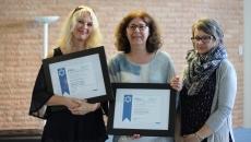 La Fédération québécoise de l'autisme récompense des élèves de l'école Notre-Dame