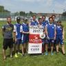 Les Pionniers de Polybel décrochent la bannière de champion d'ultimate frisbee scolaire