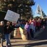 La grande marche Brundtland à l'école De La Broquerie