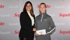 Bravo à Ann-Stéphanie Fortin, récipiendaire d'une bourse de 2000 $