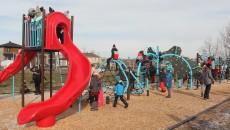 Un nouveau parcours psychomoteur à l'école des Cœurs-Vaillants