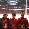Trois élèves de l'école secondaire Polybel remercient la Fondation Jean-Louis Tassé
