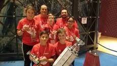 Compétition de robotique Canada-Chine 2017