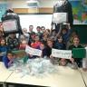 L'importance du recyclage à l'école Le Rucher