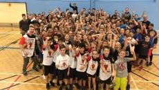 La 4e saison de mini-basketball de la ligue CSP est entamée