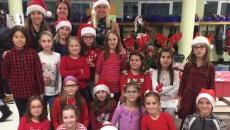 Le marché de Noël de l'école De Salaberry