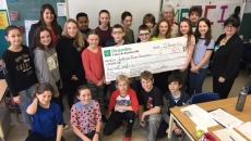 L'école Les Jeunes Découvreurs reçoit une bourse de la Fondation Desjardins