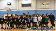 Un nouveau record pour la ligue de basketball CSP