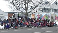De la grande visite à l'école Georges-Étienne-Cartier