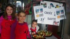 Un projet de l'école Saint-Denis en nomination pour le concours de la « Grande fierté »