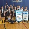 L'équipe de basketball féminin du Noir et Or au championnat provincial