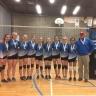 Médaille d'argent en volleyball pour les Rafales de l'école secondaire du Grand-Coteau