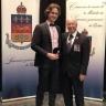 Un élève de l'école orientante l'Impact reçoit la médaille du Lieutenant-gouverneur pour la jeunesse