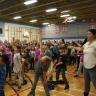 Lancement du Grand défi Pierre Lavoie à l'école De Bourgogne