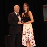 Une médaille pour la jeunesse pour une élève de l'École d'éducation internationale