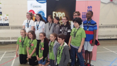 Finale régionale de l'Expo-sciences et du Défi apprenti génie à l'école Jacques-Rocheleau