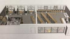 L'école Paul-VI et Lowe's Canada s'associent pour rénover la bibliothèque