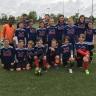 Toute une performance pour l'équipe de soccer de l'école de l'Amitié