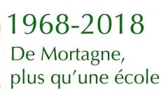 L'école secondaire De Mortagne célèbre ses 50 ans