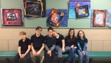 L'école secondaire de Chambly en performance à l'émission Crescendo