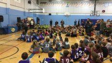 Hausse fulgurante de participants au tournoi de mini-basketball de la ligue CSP