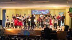 Hymnes de paix pour Noël à l'école De Montarville