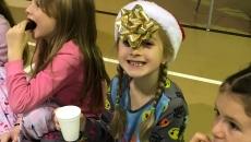 Déjeuner de Noël à l'école de l'Amitié