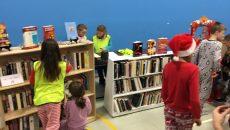 Vente de livres usagés à l'école Georges-Étienne-Cartier