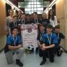 Une première bannière au futsal pour les Éclairs de l'écolede l'Aquarelle