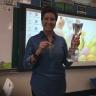 Une enseignante de l'école L'Arpège partage sa passion avec ses élèves