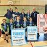 Une belle saison de volleyball pour les Celtiques de l'école secondaire le Carrefour