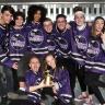 Les Audacieux de l'école secondaire de Chambly battent des records