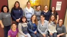 Polybel en bleu pour la Journée internationale de l'autisme