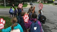 L'école Père-Marquette mobilisée pour la Société canadienne du cancer